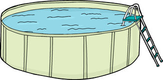 Above Ground Pool Clipart