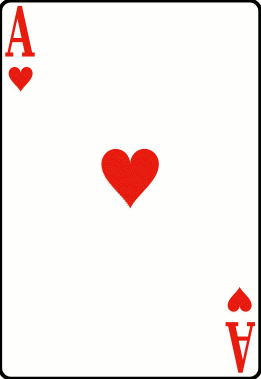 Ace clipart: ace of hearts clip art