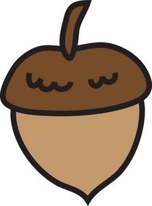 acorn clipart