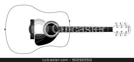 Acoustic Guitar Clip Art