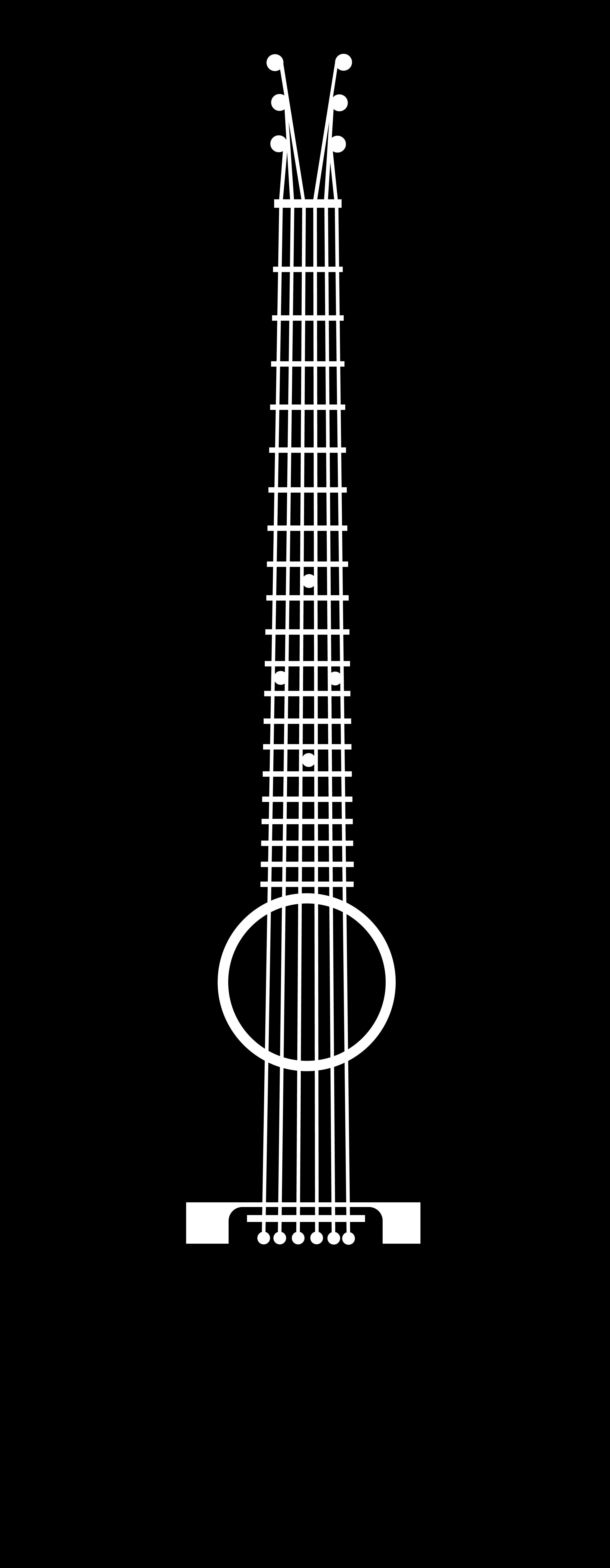 Acoustic guitar clipart 2 .