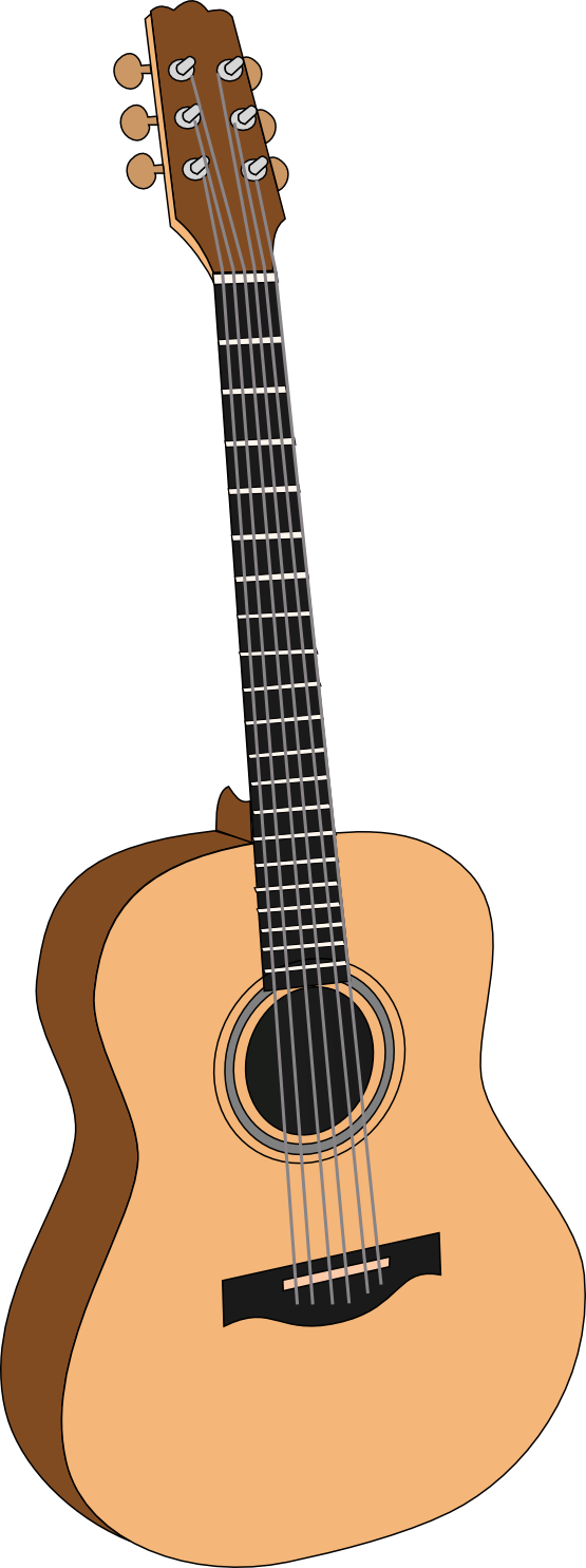 Acoustic Guitar Png