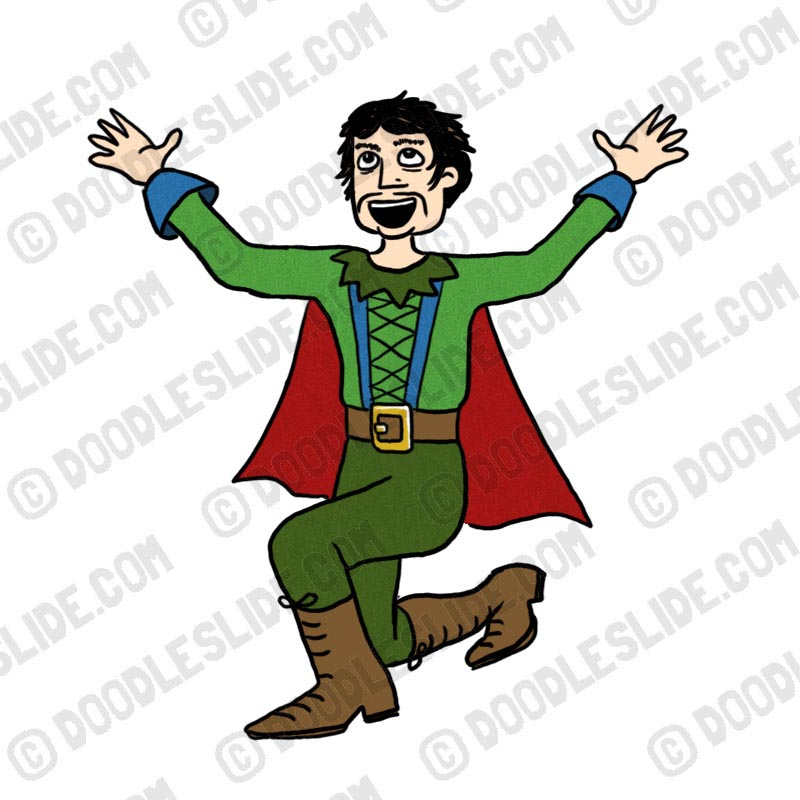 Actor Clipart 5