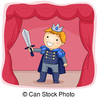 Actor Stage - Actor Clipart