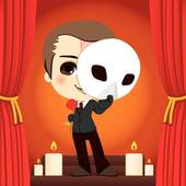 Theatre Play Concept · Phantom Of The Opera