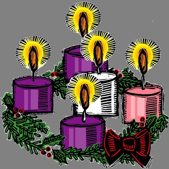 Advent Wreath Clipart Advent Wreath