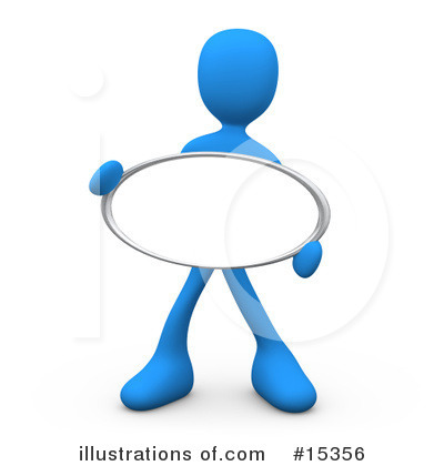 Royalty-Free (RF) Advertising Clipart Illustration #15356 by 3poD