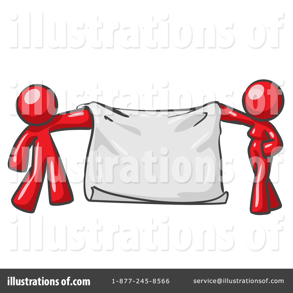 Royalty-Free (RF) Advertising Clipart Illustration #47743 by Leo Blanchette