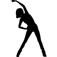 Aerobics Picture PNG Image