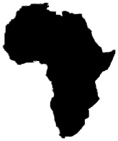 Africa Clipart This Image As: