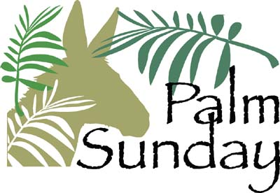 African american palm sunday clipart kid