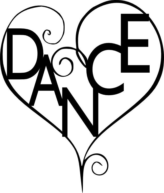 Afro Silhouette Clip Art | Jazz Dance Clip Art | FollowPics