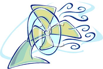 Cool Air Clipart #1