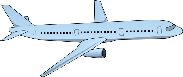 Aircraft Airplane Clip Art At Clker Com Vector Clip Art Online