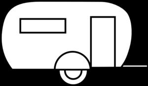 Airstream Clip Art