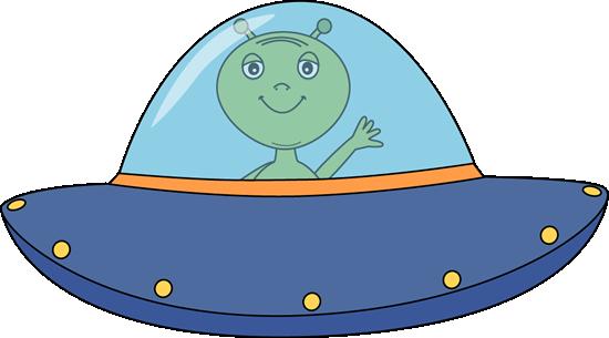 Alien Ufo Clipart