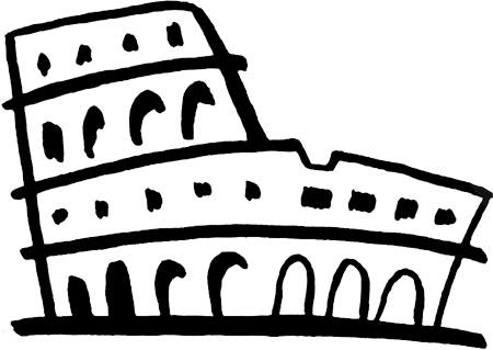 All Free Original Clip Art 30000 Free Clipart Images Rome Jpg