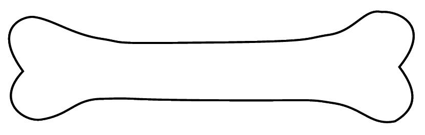 All Sizes Bone Clipart