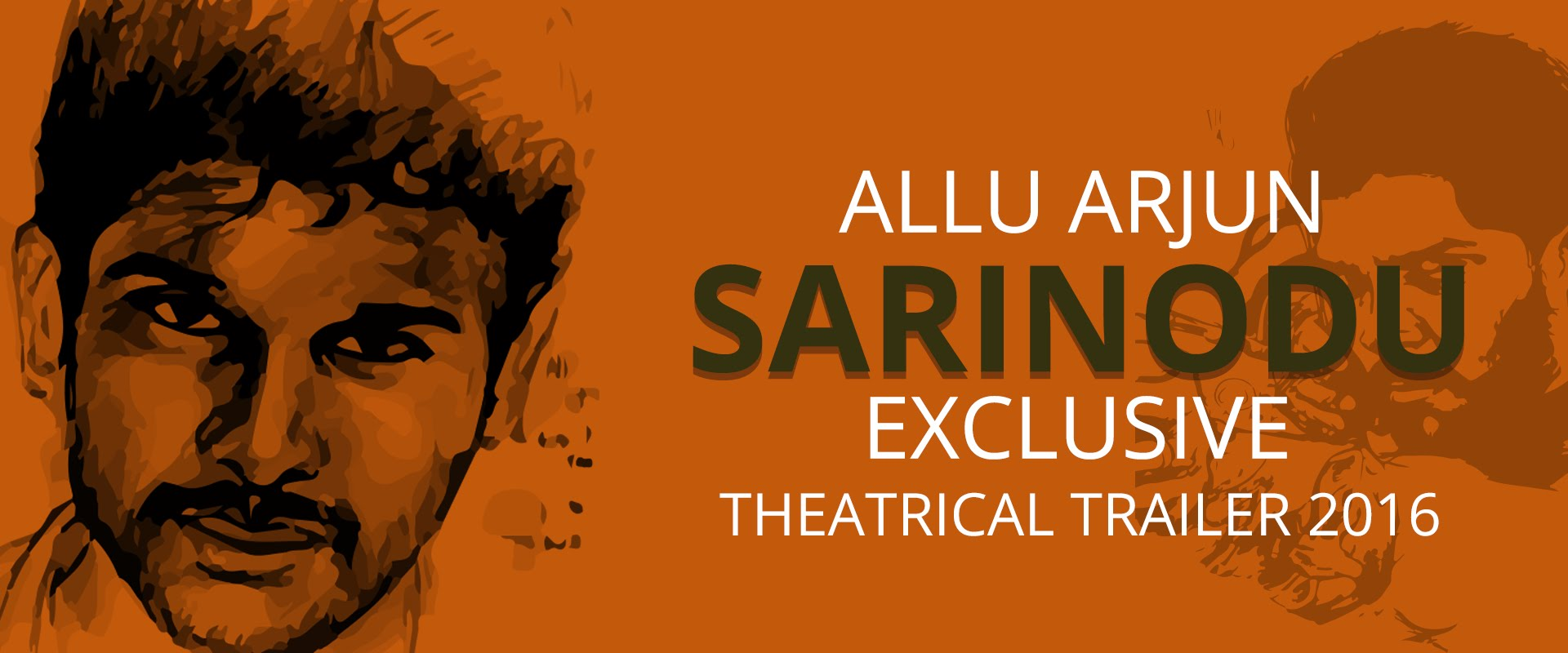 Sarinodu Latest Trailer 2016 | Exclusive official theatrical trailer allu  arjun - YouTube
