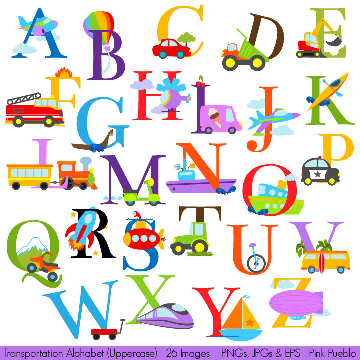 Alphabet Clipart For Kids Clipart Free Clipart Image