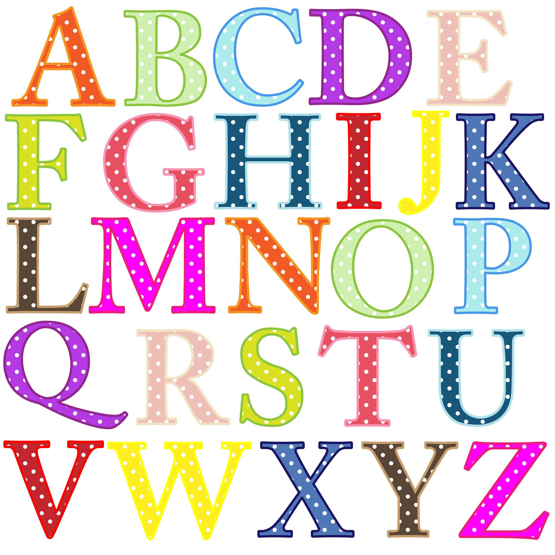Alphabet letters clip art free stock photo public domain pictures 3