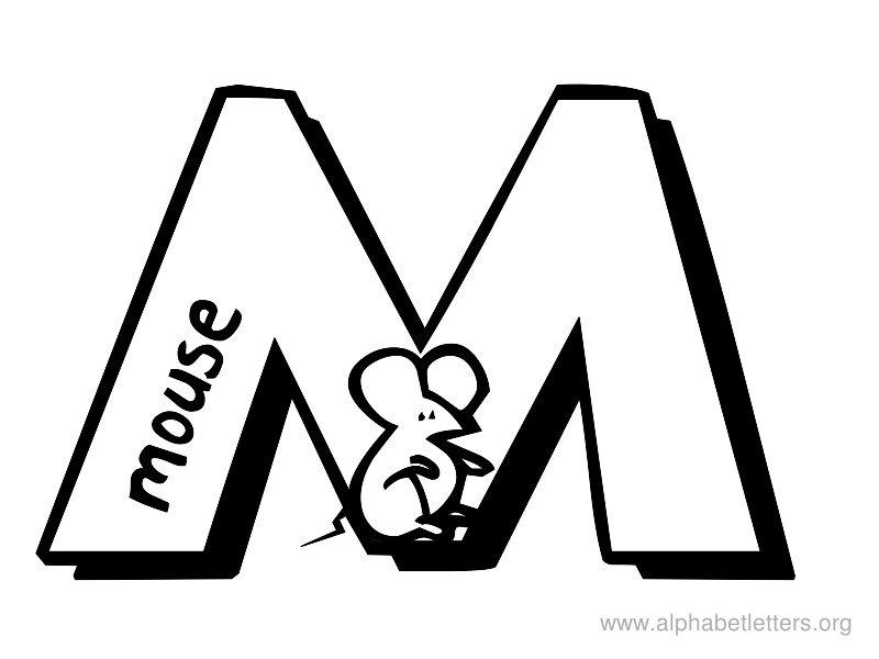 Alphabet Letters M Printable Letter M Alphabets Alphabet Letters Org