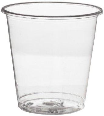 Amazon Com Dixie Cc5 Plastic Cup 5 Oz Capacity Clear 20 Packs Of