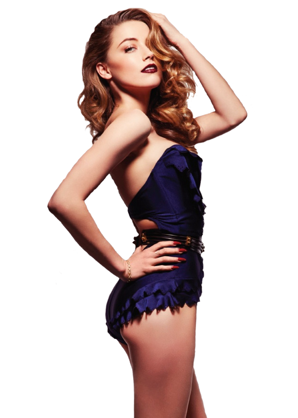 Amber Heard 1 Transparent Png By Blutmondlicht