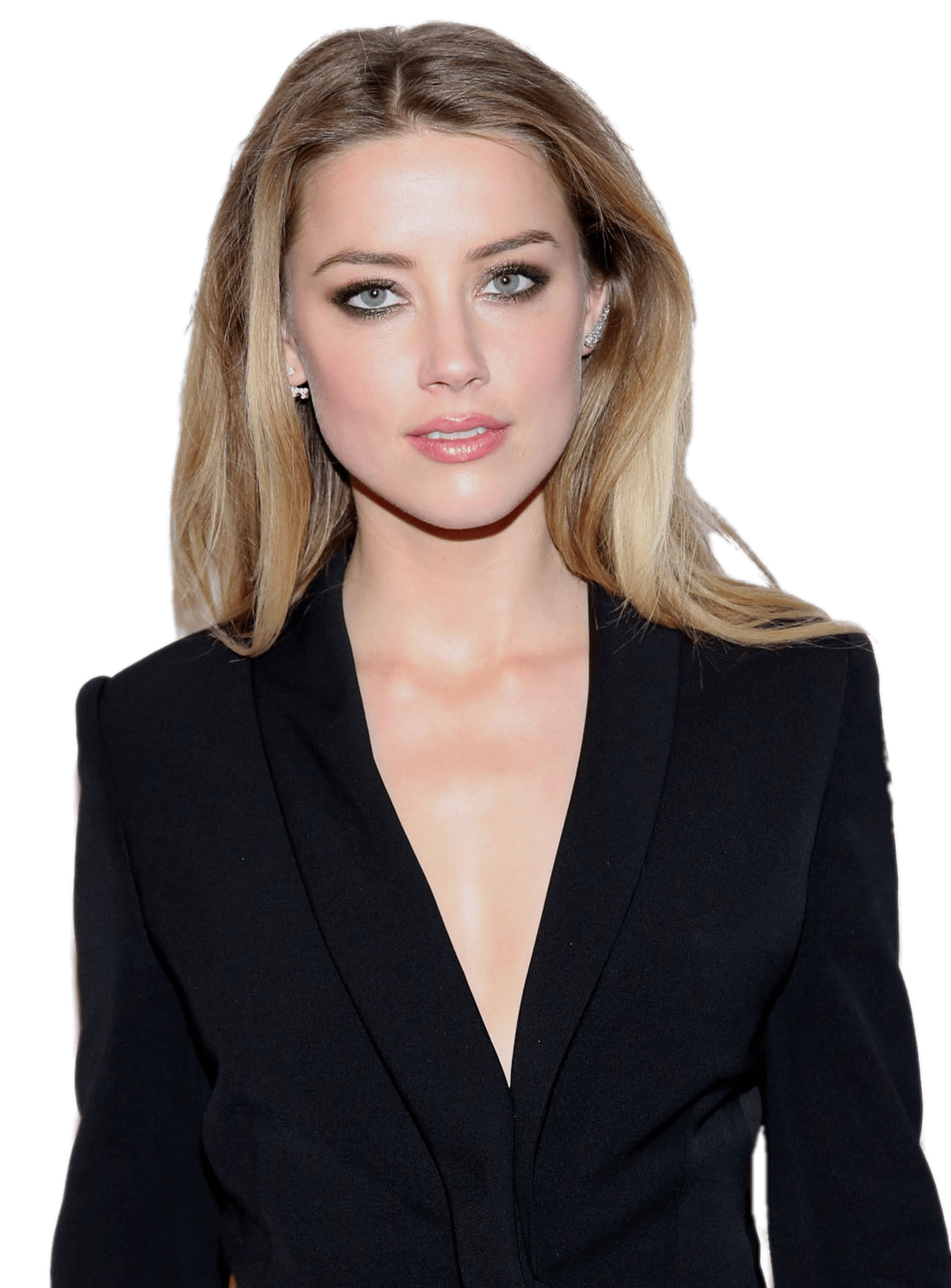 Amber Heard ❤ liked on Poly