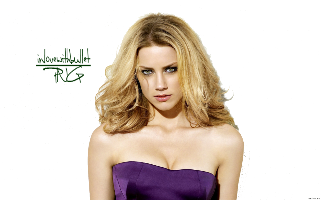 Amber Heard PNG By Inlovewithbullet Hdclipartall.com