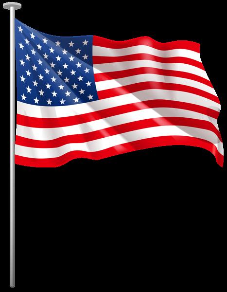 American Flag Clip Art #5396