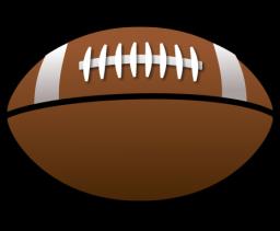 American football clip art 2