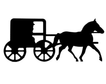 Amish Clipart