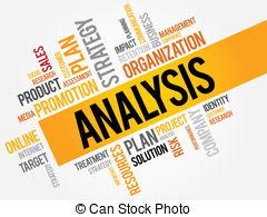 Analysis clipart: ANALYSIS clip art