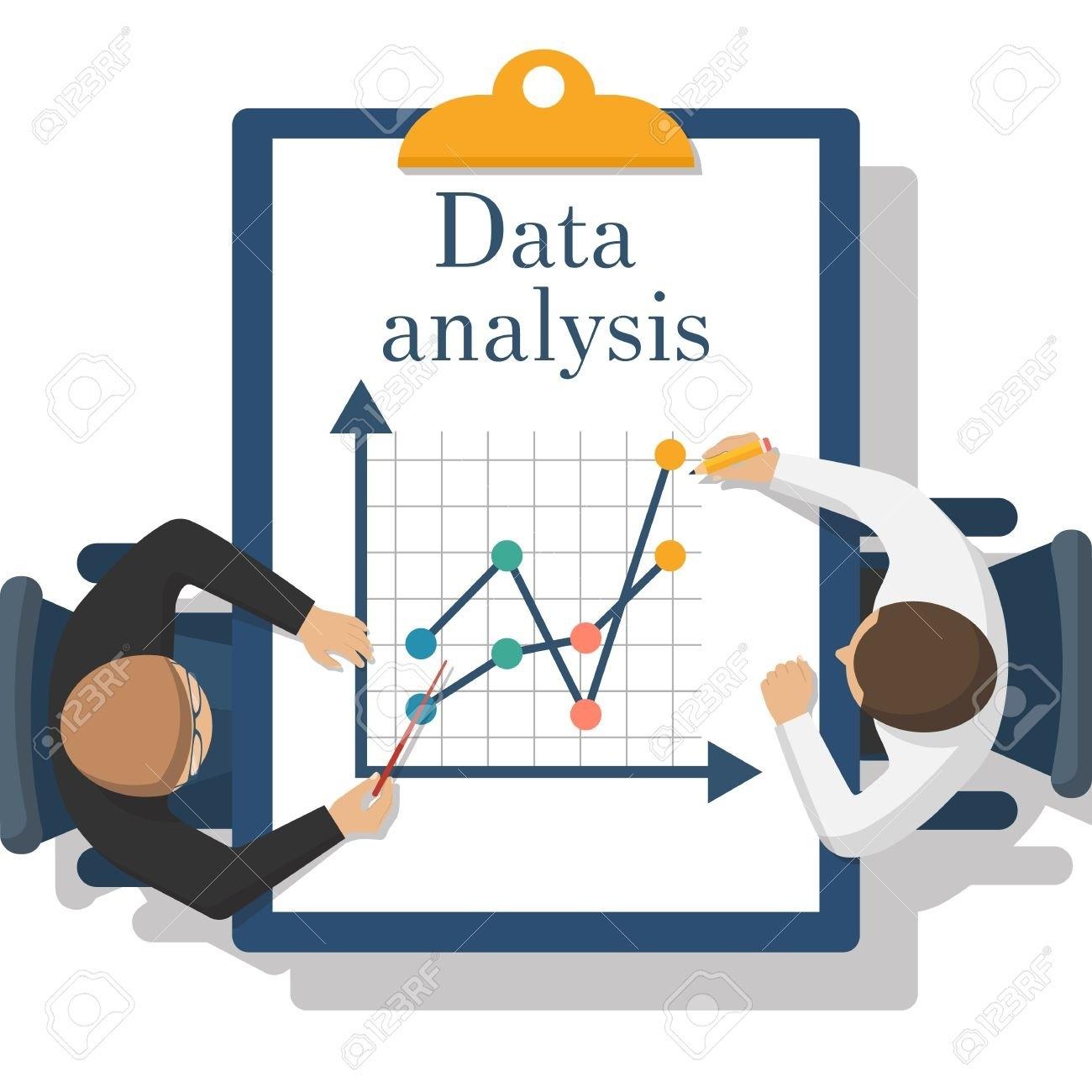 Analysis Clipart data analysis