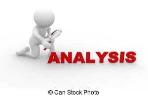 Analyst clipart: Analysis clip art