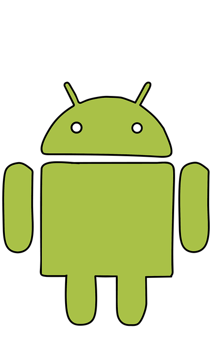 android icon clipart vector android system