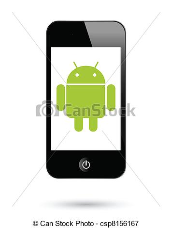 android operationg system for smartphones - csp8156167