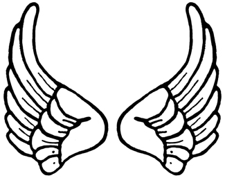 Angel wing clipart 0 white clip art angel wings 2 image 2