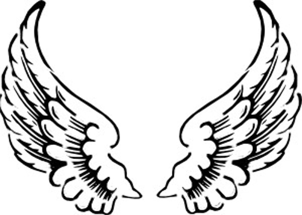 Angel Wings Clipart Panda Free Clipart Images
