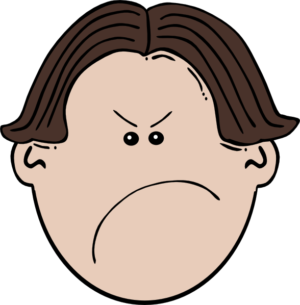 Angry Boy Clipart   fashionplaceface.