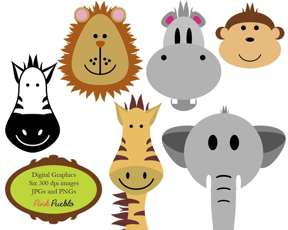 Animals Clip Art Clipart Zoo .