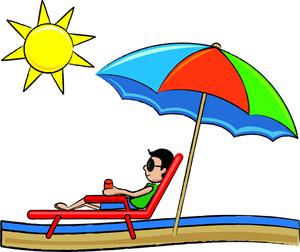 Animated Beach Clip Art Clipart Best