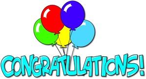 Animated Congratulations Clipart