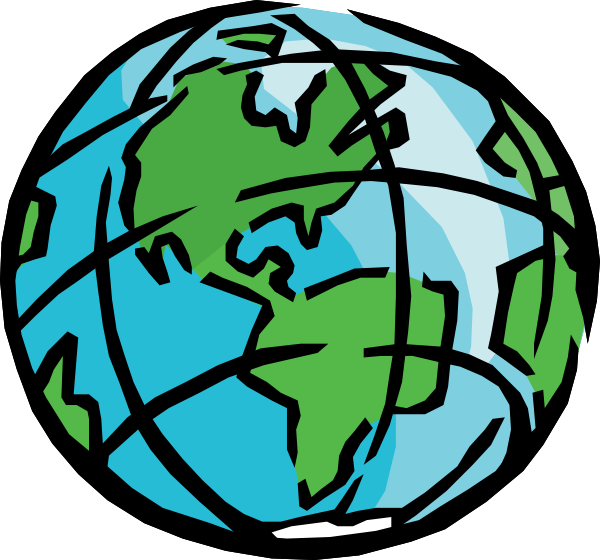 Animated Globe Clipart Clipart Free Clipart Image