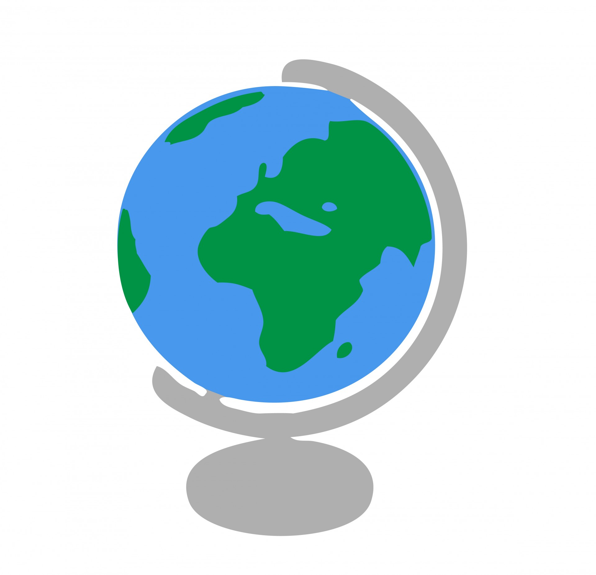 Animated globe clipart free clipart image 2