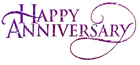 Animated happy anniversary clip art clipart