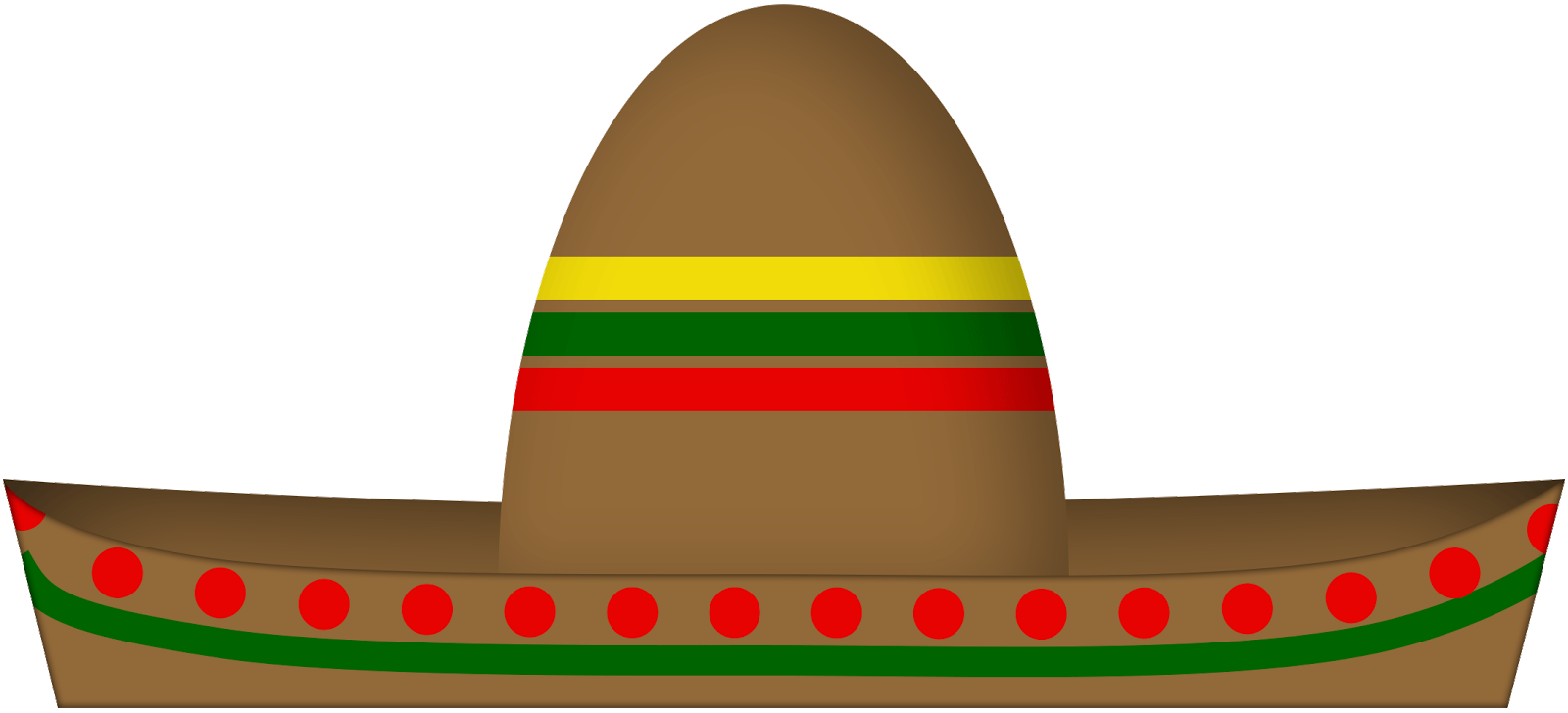 Animated sombrero clip art