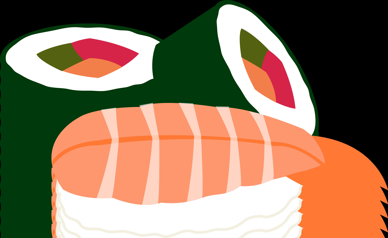 Animated Sushi Clipart. 3/09/15 u201cSushi Popperu201d