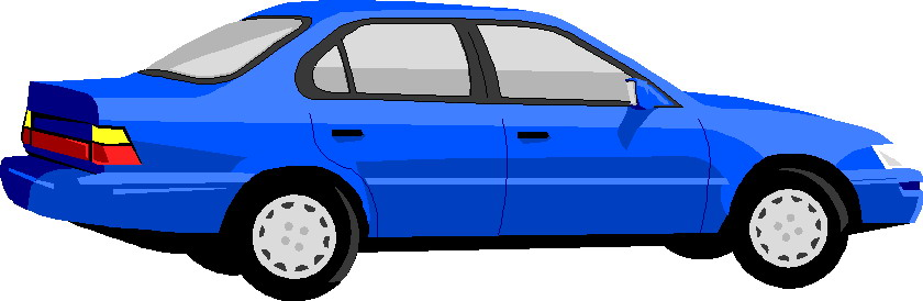 Animated Vehicle Clipart